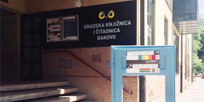 """GKČ Đakovo: Izložba """"100 posto domaće: hrvatski autori u Godini čitanja"""""""